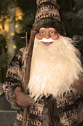 Doll Photo Originals - Santa Claus  by Tommy Hammarsten