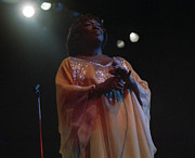 Basie Photos - Sarah Vaughn by Nancy Clendaniel
