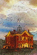 Saugerties Prints - Saugerties Lighthouse Print by Skip Willits