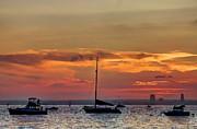 Jeff Breiman - Sea Cliff Sunset