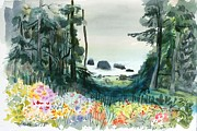 Hazel Stitt - Sea Ranch Garden