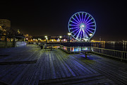 Bob Noble Photography - Seattle Great Wheel