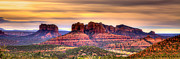 Sedona Framed Prints - Sedona Framed Print by Michael Petrizzo