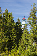 Choix Prints - Seul Choix Point Lighthouse 21 Print by John Brueske