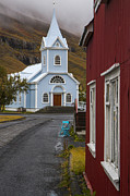 For Ninety One Days - Seydisfjordur Church
