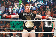 Wrestling Photos - Sheamus