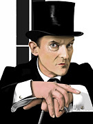 Andrew Harrison Art - Sherlock Holmes by Andrew Harrison