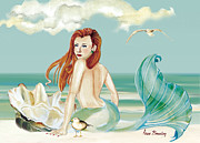Anne Beverley - Siren of the Sea