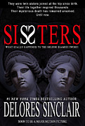 Book Jacket Design Art - Sisters by Mike Nellums