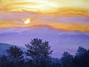 Penny Johnson - Smoky Mountain Sunrise