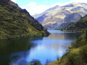 Idaho Scenery Prints - Snake River - Hells Canyon Print by Photography Moments - Sandi