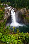 Chris Heitstuman - Snoqualmie Falls