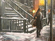 Chin H  Shin - Soho Snow Day