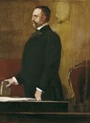 Sorolla, Joaqu�n 1863-1923. Portrait Print by Everett