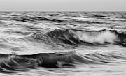 Dark Gray Prints - Soul Of The Sea Print by Laura  Fasulo