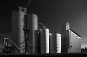 Paul DeRocker - Spangle Grain Elevator
