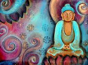Buddha Prints - Spiritscape Print by Tara Catalano