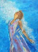 Inspire Paintings - Spiritual Exctasy by Gladiola Sotomayor
