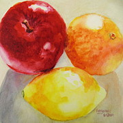 Pat Gerace - Square Fruit