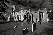 St Mary Magdalene Photos - St Peter And St Mary Magdalene Fordham by Darren Burroughs