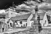 Steve Purnell - St Sannans Church Bedwellty 2 Mono