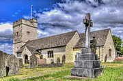 Steve Purnell - St Sannans Church Bedwellty 2