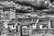 Steve Purnell - St Sannans Church Bedwellty Mono