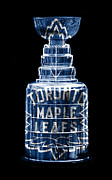 Leafs Framed Prints - Stanley Cup 2 Framed Print by Andrew Fare