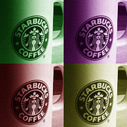 Chris Thaxter - Starbucks Mugs