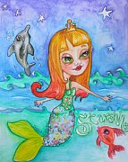 Shelley Overton - Starshine Mermaid