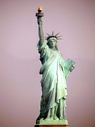 N.y. Art - Statue Of Liberty by Ed Weidman