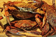 Paulette  Thomas - Steamed Crabs