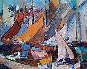 St.tropez Paintings - Steven Stern Fine Arts by E Charlton Fortune