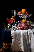 Banquet Photos - Still Life with Berkemeyer - Flute Glass and Wan-Li Bowl by Levin Rodriguez