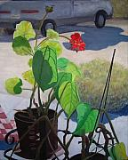 Karen Snider - Still Life with Car