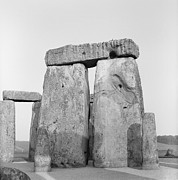 Monolith Metal Prints - Stonehenge Metal Print by Anonymous