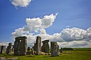 Stonehenge Print by Matthew Gibson
