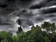 Gaston County Prints - Storm Chasers  Print by Tammy Cantrell