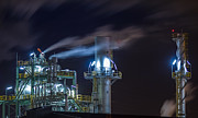 Boiler Photos - Stream Power Plant by Anek Suwannaphoom