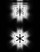 Submerge Posters - Submerged Star Poster by IC Imagination