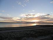 Kate Gallagher - Sun Setting on Narragansett Bay