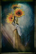 James Bethanis - Sunflowers