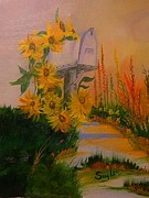 Mary Snyder - SunFlowers