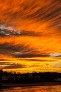 Himmel Originals - Sunset   by Robert Strasser