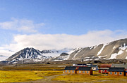 Photo-realism Digital Art - Svalbard Spitsbergen by Olaf Protze
