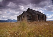 Abandoned School House. Originals - Swan Valley School by Dave Bower