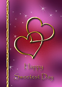 Jeanette K - Sweetest Day Gold Hearts