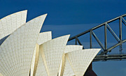 Sheila Smart - Sydney Opera House with...
