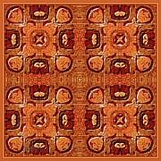 Symmetrica 312 Print by Nedunseralathan R