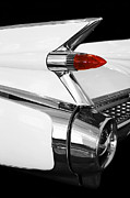 Tail Lights Photos - Tail Lights by Barbara McMahon
